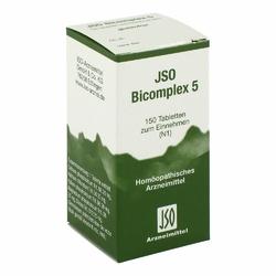 Jso Bicomplex Heilmittel Nr. 5