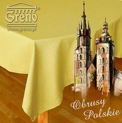 Obrus POLSKI curry GRENO - curry