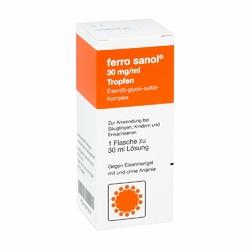 Ferro Sanol Krople z żelazem