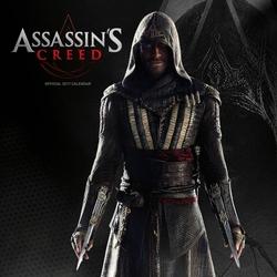 Assassins Creed - oficjalny kalendarz 2017