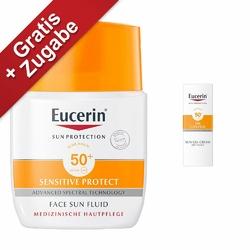 Eucerin Sun ochronny fluid matujący Lsf 50+