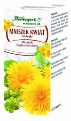 Mniszek kwiat x 30 tabletek