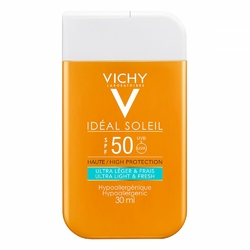 Vichy Ideal Soleil krem ochronny do twarzy i ciała SPF50