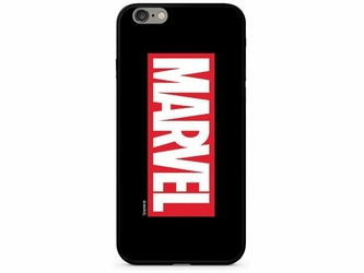 Etui z nadrukiem Glass Marvel Marvel 005 Apple iPhone Xs