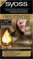 Syoss, Oleo, farba do włosów, 7-58 Popielaty Beż