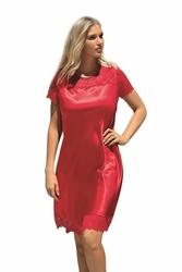 Dkaren Louise czerwona Koszula nocna