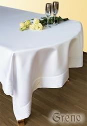 Obrus teflonowany GREEK Greno brąz - brązowy