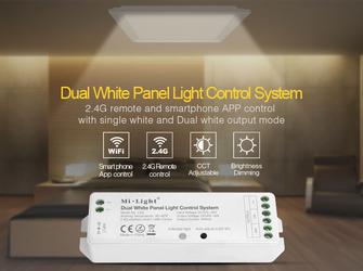 Kontroler taśm led uniwersalny Dual White Panel Light Control System - LS3