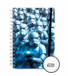 Star Wars Stormtroopers - notes