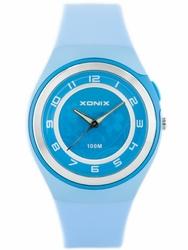 Damski zegarek Xonix PI-004 - WODOSZCZELNY zk528d