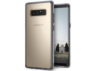 Etui Ringke Fusion Samsung Galaxy Note 8 Smoke Black - Czarny