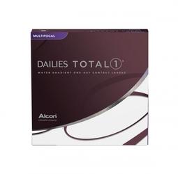 Dailies Total-1 Multifocal, 90 szt.