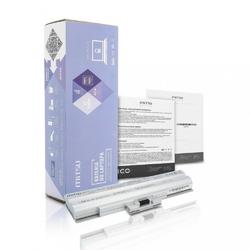 Mitsu Bateria do Sony BPS13 srebrna 4400 mAh 49 Wh 10.8 - 11.1 Volt