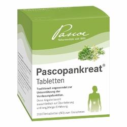 Pascopankreat Tabletten