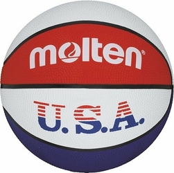 Piłka do koszykówki Molten USA Basketball - BC5R-USA
