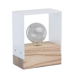 Nowoczesna lampka stołowa w industrialnym stylu 681030101