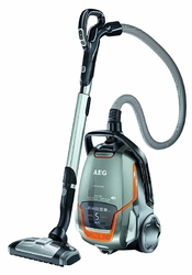 Odkurzacz workowy AEG Ultra One Uoquattro  84 dB  Regulacja mocy  Klasa AAAA