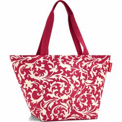 Torba na zakupy Reisenthel Shopper M Baroque Ruby RZS3033