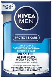 Nivea Men ProtectCare 2w1, woda po goleniu dla mężczyzn, 100ml