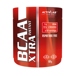 ACTIVLAB BCAA Xtra INSTANT- 500g - Watermelon