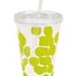 Chiller ze słomką zielony Zak Designs