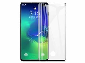 Szkło Mocolo 3D czytnik linii do Samsung Galaxy S10 Plus czarne