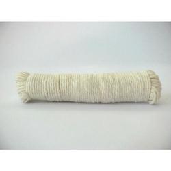Sznurek bawełniany 22 m - biały