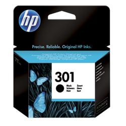 HP 301 oryginalny wkład atramentowy czarny