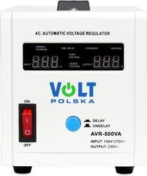 STABILIZATOR NAPIĘCIA VOLT POLSKA AVR 500 - Szybka dostawa lub możliwość odbioru w 39 miastach