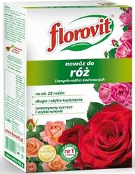 Florovit, Nawóz granulowany do róż i innych kwitnących, 925g