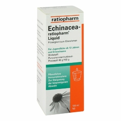 Echinacea Ratiopharm roztwór