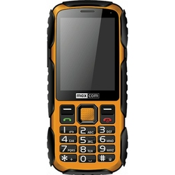 Telefon MAXCOM Strong MM920 ŻÓŁTY