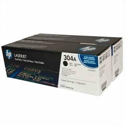 Tonery Oryginalne HP 304A CC530AD Czarne dwupak - DARMOWA DOSTAWA w 24h