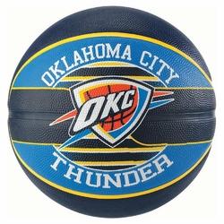 Piłka Spalding NBA Team Oklahoma City Thunder
