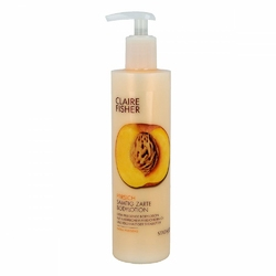 Claire Fisher Nat.classic Pfirsich Bodylotion N