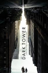 The Dark Tower - plakat filmowy