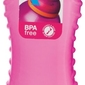 Kolorowa Butelka 460ml Squeeze Sistema różowa