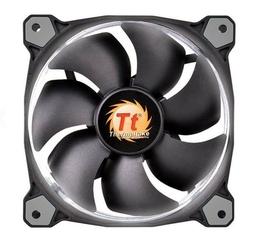 Thermaltake Wentylator Riing 12 LED White 120mm, LNC, 1500 RPM RetailBox