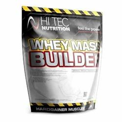 HI-TEC HI TEC - Whey Mass Builder - 3000g 2x1500g - Strawberry