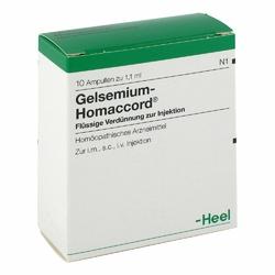 Gelsemium Homaccord Amp.