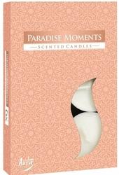 Bispol, Paradise Moments, podgrzewacze zapachowe, 6 sztuk