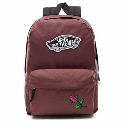 Plecak VANS Realm Backpack - VN0A3UI6ALI 295 - Custom Pink Rose - Pink Rose