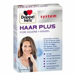 Doppelherz Haar Plus włosy i paznokcie tabletki
