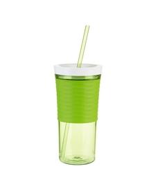 Shaker Contigo ShakeGo do mrożonej kawy, koktaili 540 ml - citron - Zielony