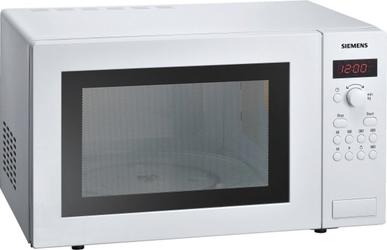 Kuchenka mikrofalowa SIEMENS HF24M241 iQ300  25 l  7 programów gotowania  talerz 31,5 cm  zegar