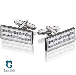 Spinki do mankietów Muzyczne UE-26080