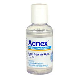 ACNEX Emulsja myjąca 100ml