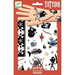 PIRACI zestaw tatuaży
