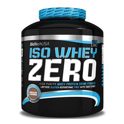 BioTech USA Iso Whey Zero - 2270g - Cookie Cream