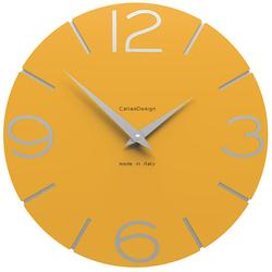 Zegar ścienny Smile CalleaDesign melon 10-005-62